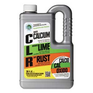 Lime & Rust Removers