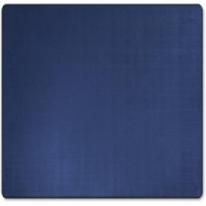 Flagship Carpets AS26RB Classic Solid Color 6' Square Rug
