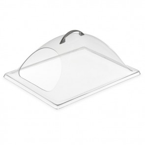 Carlisle PSD13EH07 Display Cover, Dome, Clear, EA