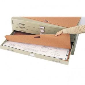 "Safco 3011 Flat File Portfolios, 36 x 24"" 10 PK"
