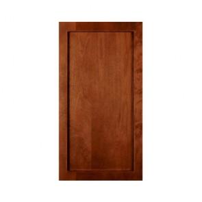 MBA 7510011418657 Wall Mounted Calender Board - Walnut